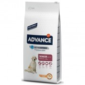 Pienso para perros Advance Maxi Senior