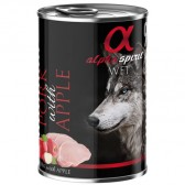 Alpha Spirit lata cerdo & manzana