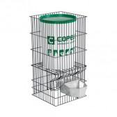 Bebedero aluminio con depósito