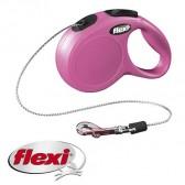 Flexi new classic cord rosa