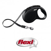 Flexi new classic tape negro