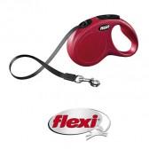 Flexi new classic tape rojo