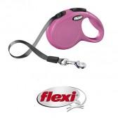 Flexi new classic tape rosa