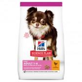 Pienso para perros Hills Adulto Light Mini
