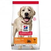 Pienso para perros Hills Adulto Light Razas Grandes