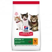 Pienso gatos Hills Kitten Pollo