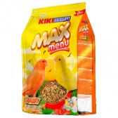 Kiki max menu canarios