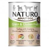 Naturo lata pavo grain free