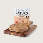 Naturo salmón / arroz