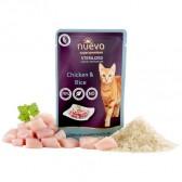 Nuevo sobre gato sterilized