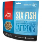 Orijen Treats Six Fish Cat