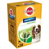 Dentastix fresh multipack mediano 4x7