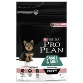 Pro Plan Puppy Small & Mini Sensitive Skin