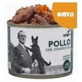 Retorn lata pollo con zanahorias