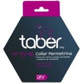Collar Taber Permetrina