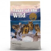 Pienso para perros Taste of the Wild Wetlands