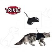 Arnés suave-correa gatos XL