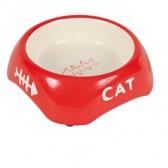 Comedero cerámica gatos Trixie