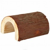 Cueva madera reptiles