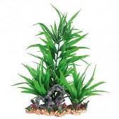 Plantas plástico con base 18cm