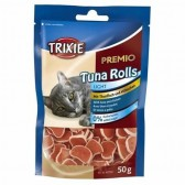 Snack Premio Atún Rolls Trixie