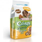 Crispy muesli hámsters & co