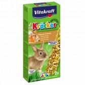 Vitakraft barritas conejos miel