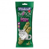 Vitakraft barritas emotion chinchillas
