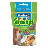 Vitakraft fruit crossys cobayas