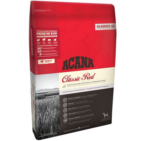 Pienso para perros Acana Classic Red