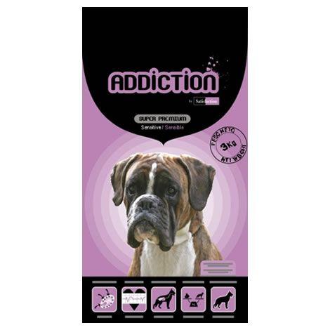 Addiction sensitive pienso para perros al mejor precio for Mejor pienso para perros