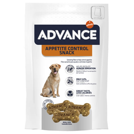Advance appetite control snack