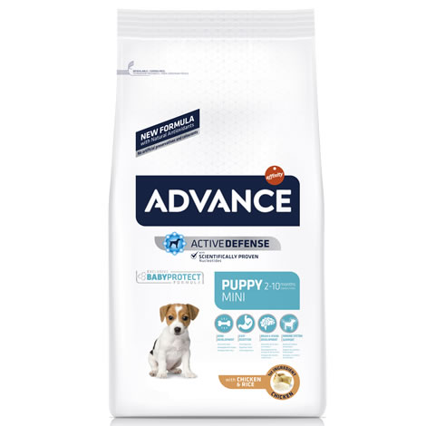 Pienso para perros Advance Puppy Mini Baby Protect
