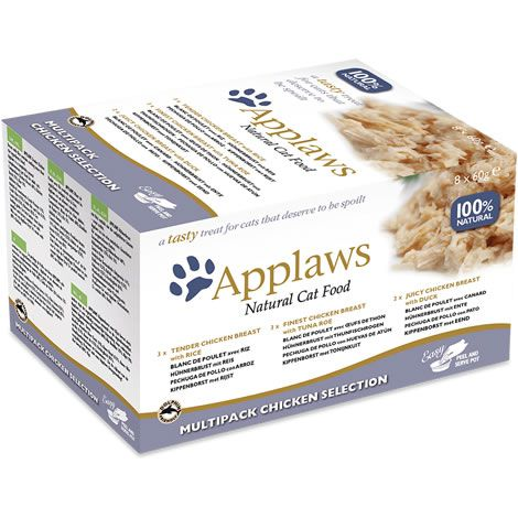Applaws cat tasty multipack pollo