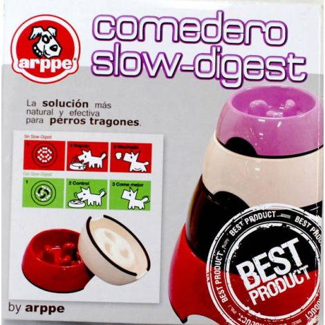 Comedero slow digest
