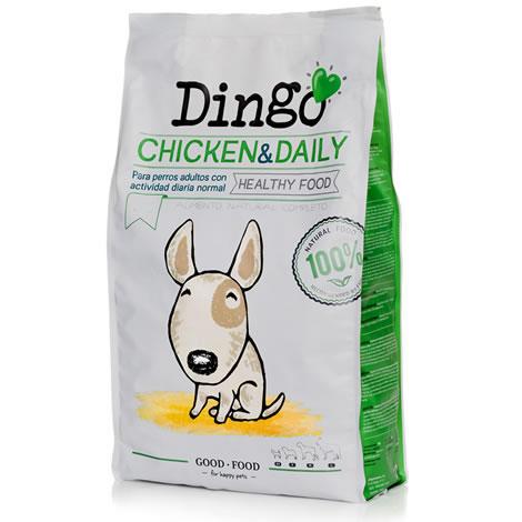 Dingo adult daily pienso para perros al mejor precio for Mejor pienso para perros