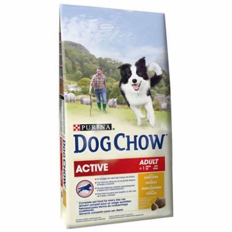 Dog chow active pienso para perros al mejor precio for Mejor pienso para perros