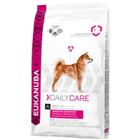 Pienso para perros Eukanuba Daily Care Sensitive Digestion