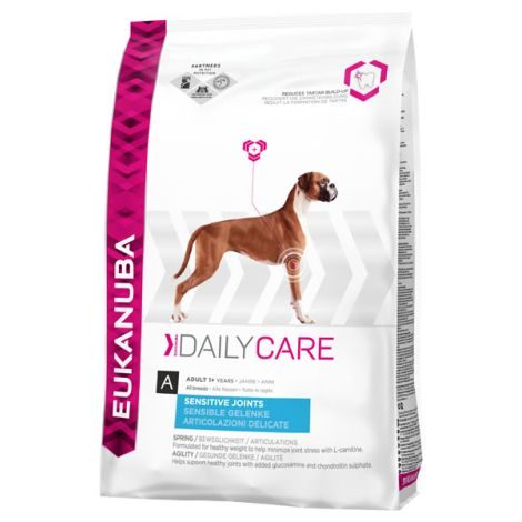 Pienso para perros Eukanuba Daily Care Sensitive Joints