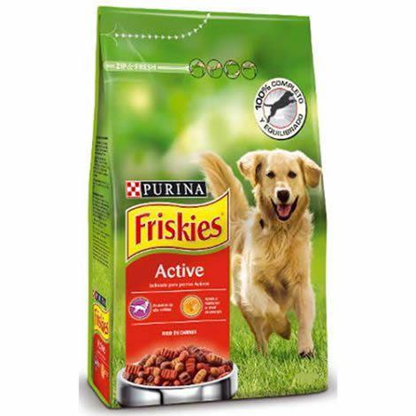 Friskies active pienso para perros al mejor precio for Mejor pienso para perros