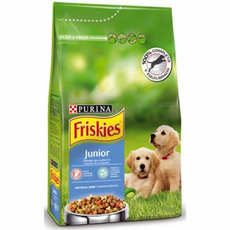 Friskies junior pienso para perros al mejor precio for Mejor pienso para perros