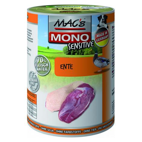 Mac´s lata mono sensitive pato