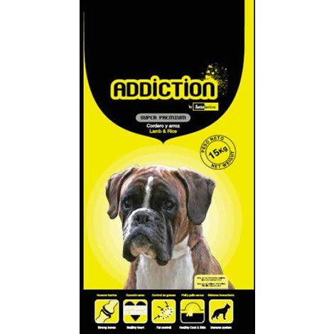 Addiction lamb rice el mejor pienso para perro for Mejor pienso para perros