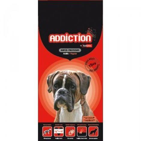 Addiction regular el mejor pienso para perro for Mejor pienso para perros