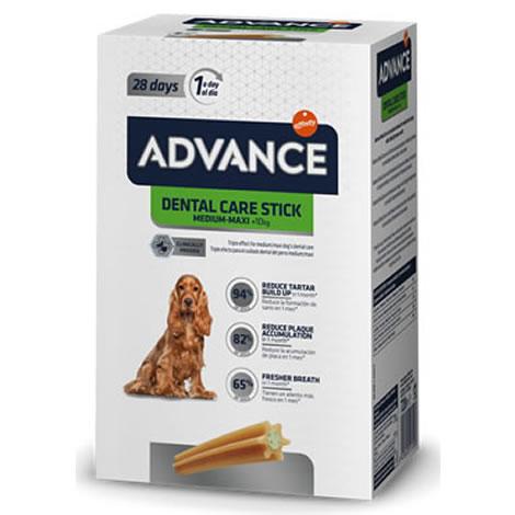 advance dental care stick 4x7