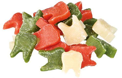 snack dental para perros pequeños