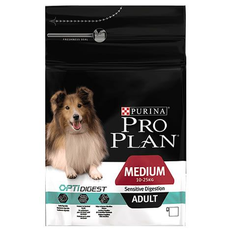 Pienso para perros Pro Plan Adult Medium Sensitive Digestion