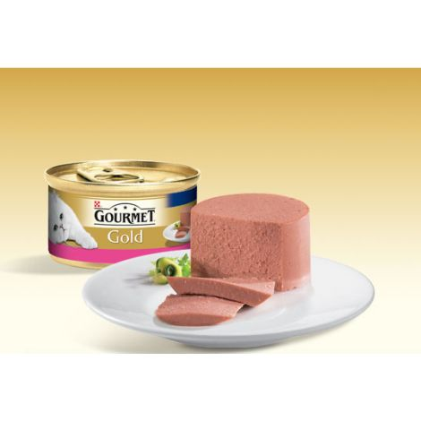 Gourmet Gold Mousse Buey