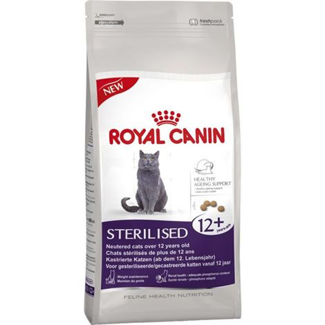 royal canin sterilised 12 el mejor pienso para gato. Black Bedroom Furniture Sets. Home Design Ideas