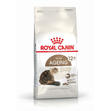 Pienso gatos Royal Canin Ageing +12